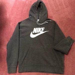 Nike hoodie men's large